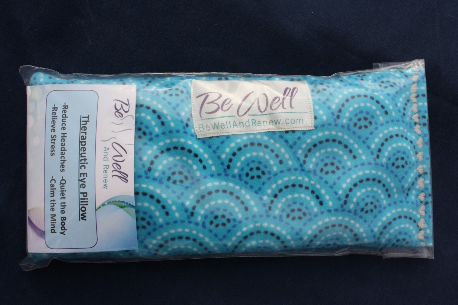 Buy 3, Get 4 Unscented Relaxation Eye Pillows (Get 1 FREE)