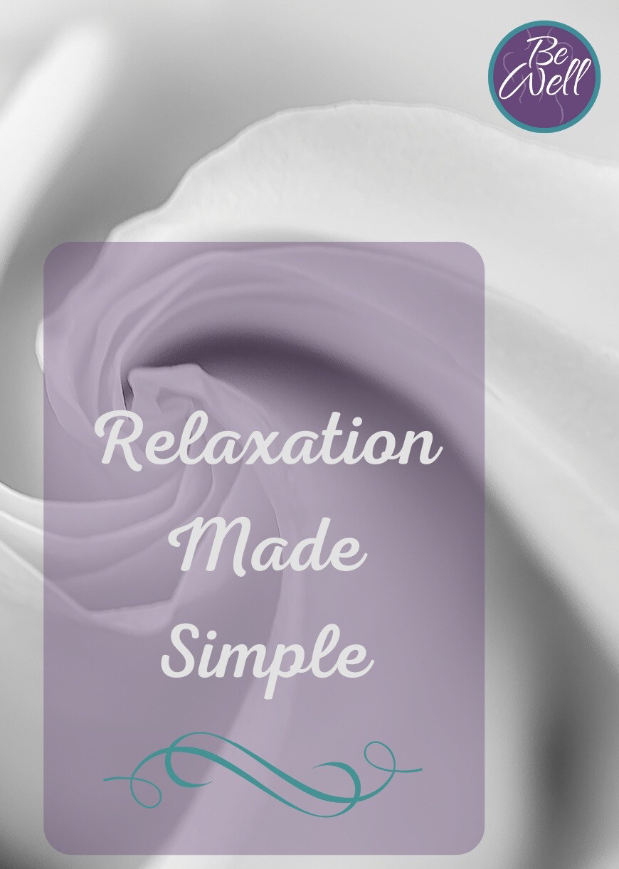 Relaxation Made Simple Deck