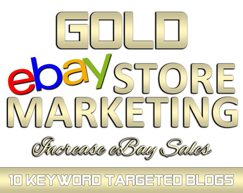 GOLD eBay Marketing