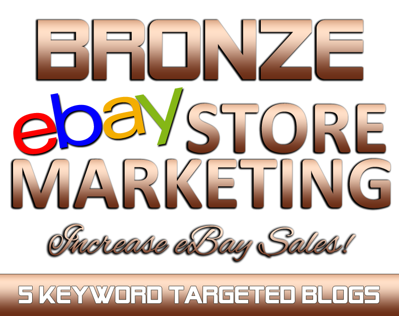 BRONZE eBay Marketing