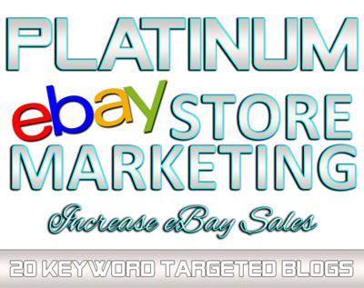 PLATINUM eBay Marketing