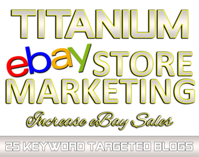 TITANIUM eBay Marketing