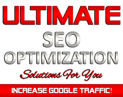 Search Engine Optimization SEO for your current Website or eBay Store
