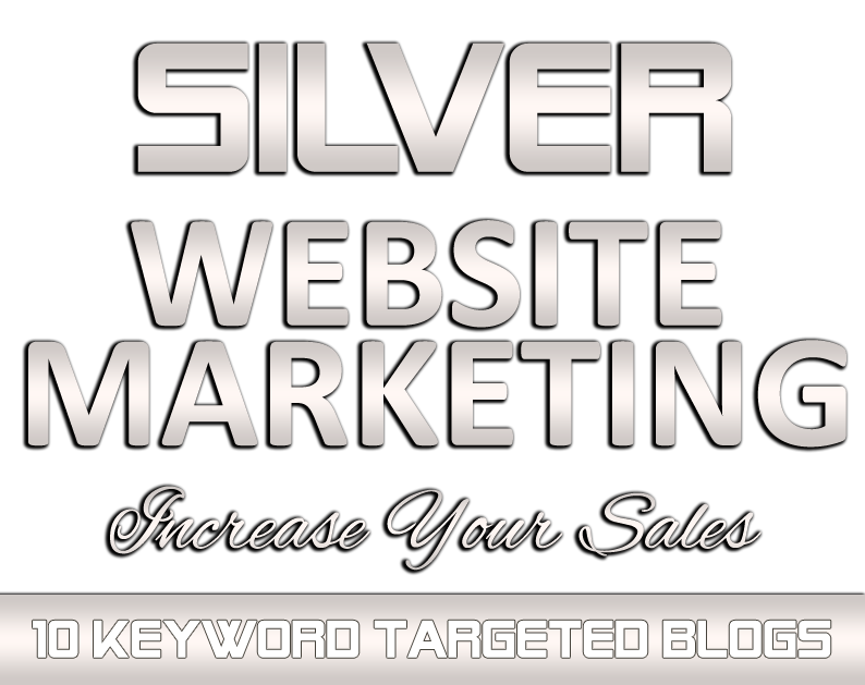 SILVER Website Marketing