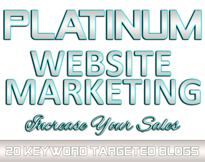 PLATINUM Website Marketing