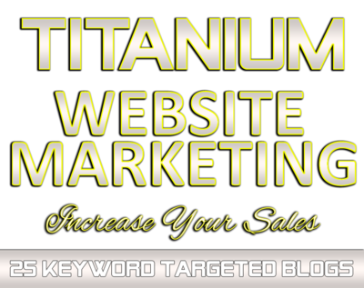 TITANIUM Website Marketing