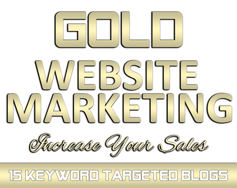 GOLD Website Marketing
