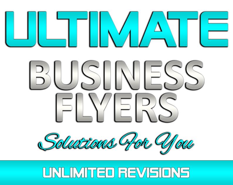 Custom Business Flyer Design