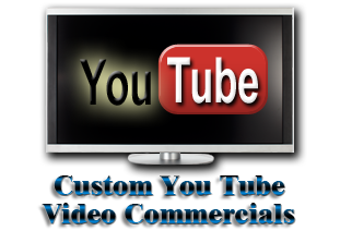 Custom You Tube Video Production