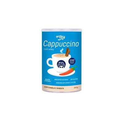 Cappuccino com Canela e Pimenta (200g) - +MU
