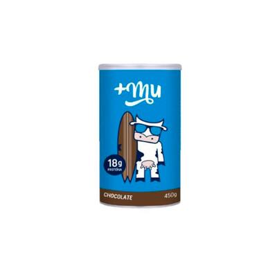 Proteína 18g - Chocolate Tradicional (450g) - +MU