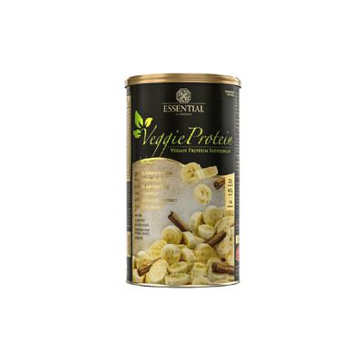 Veggie Protein Banana com Canela (462g) - Essential Nutrition