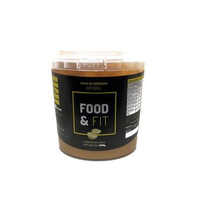 Pasta de Amendoim Integral (1kg) - Live Nuts
