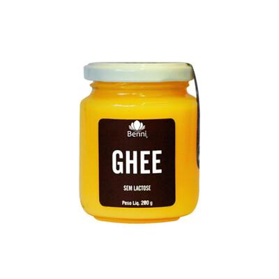 Manteiga Ghee (200g) - Benni