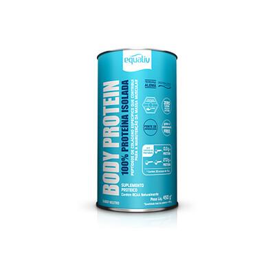 Body Protein Proteina de Colageno Hidrolisado (450g) - Equaliv