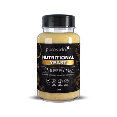 Nutritional Yeast -  Cheese Free (120g) - Puravida