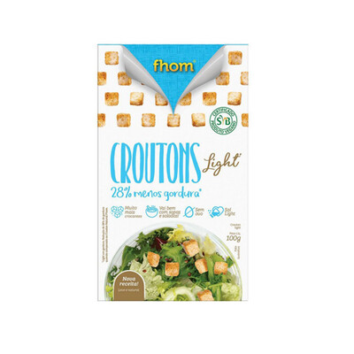 Crouton Light (110g) - Fhom