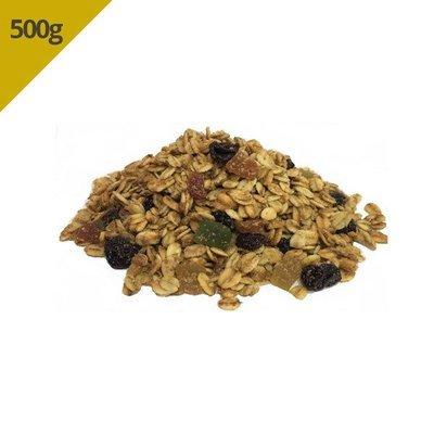 Granola Com Frutas (Granel 500g)
