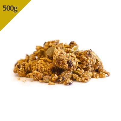 Granola Sem Açúcar (Granel 500g)