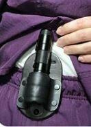 Flashlight holster