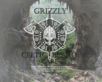 Grizzly Beard Care