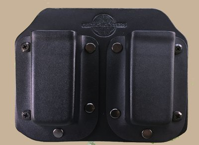 Dual OWB Magazine Pouch
