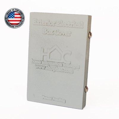 Adapter Cover Aluminum 1C