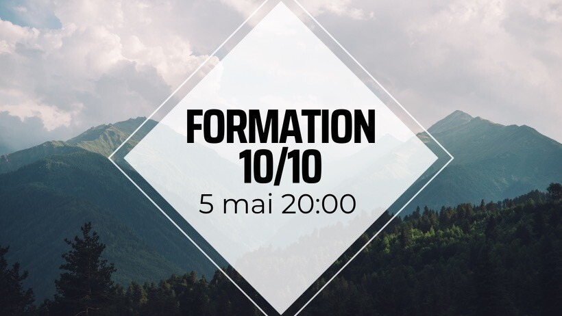 Formation 10/10