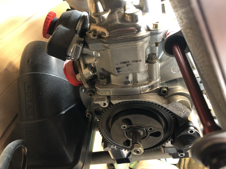 Rotax Max FR 125cc Senior