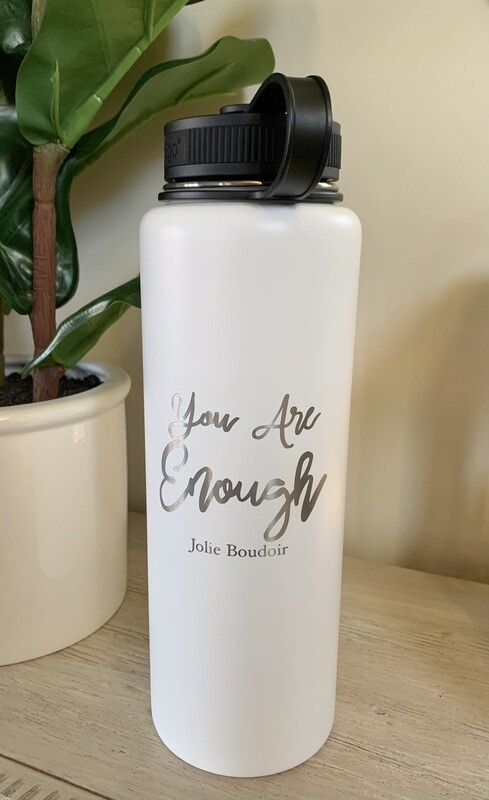 40oz Stainless Steel Water Bottle
