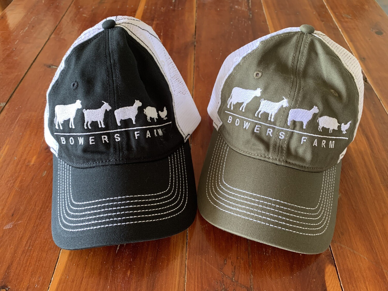 Bowers Farm Adult Hats