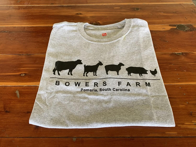 Bowers Farm T-shirt