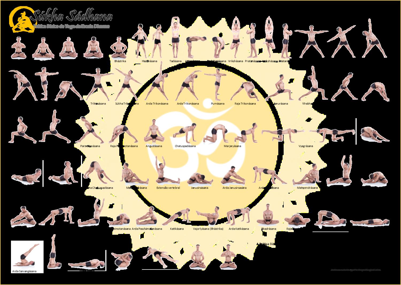 Prática básica de Yoga