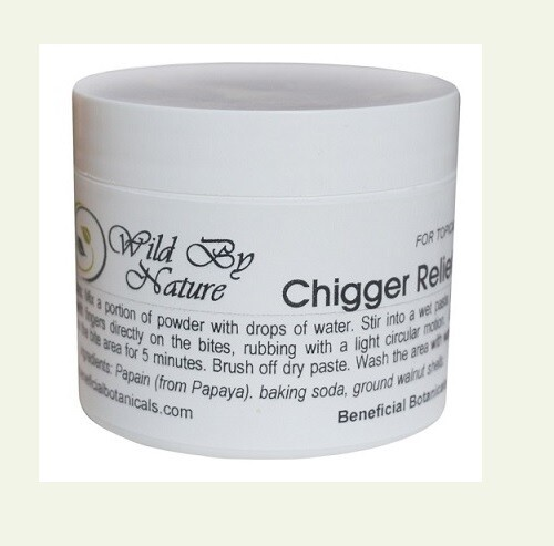 Wild by Nature Chigger Relief