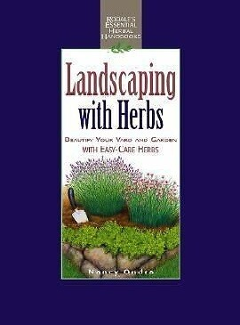 Landscaping with Herbs : Rodale Press