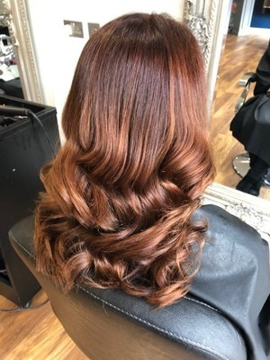 Balayage with Cut and Finish - 33% off
