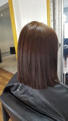 Full Head Colour with Cut and Blow Dry - 19% off