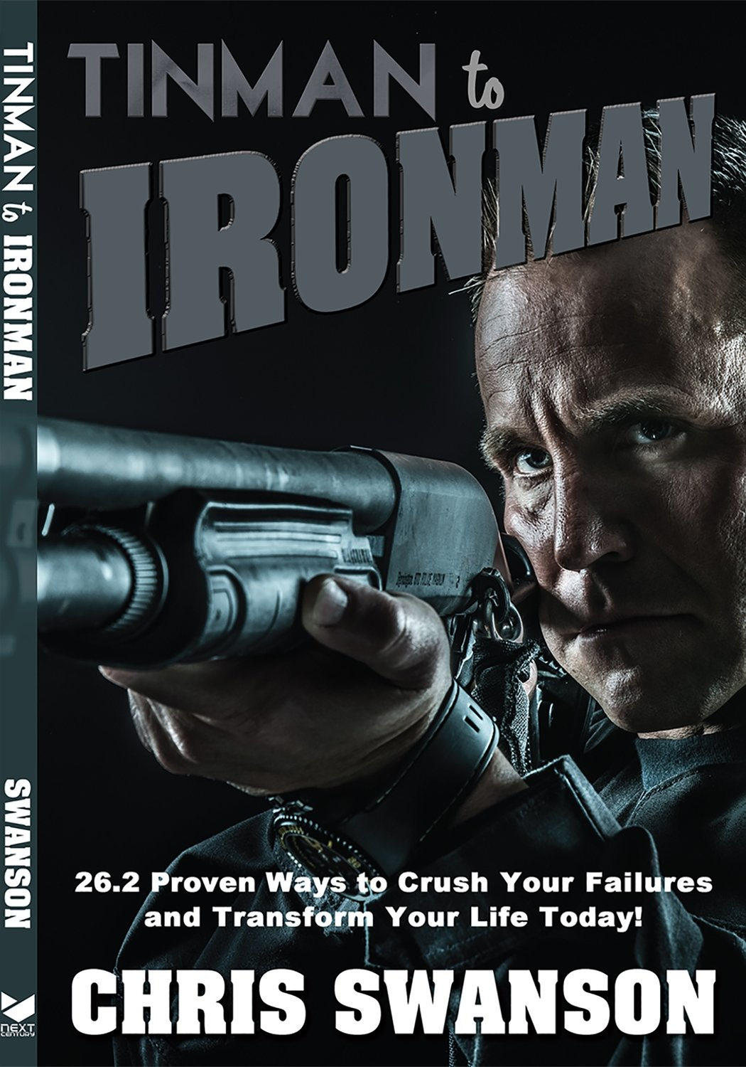Tinman To Ironman Book