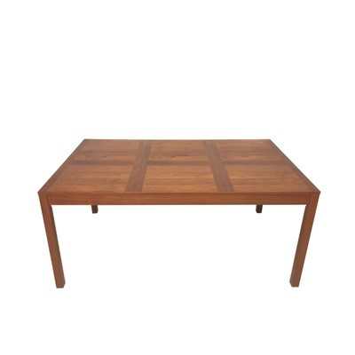 Danish Modern Expandable Table by Mobelfabrik