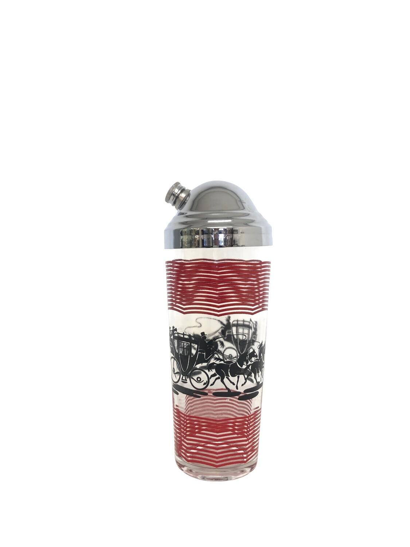Mid Century Modern Cocktail Shaker