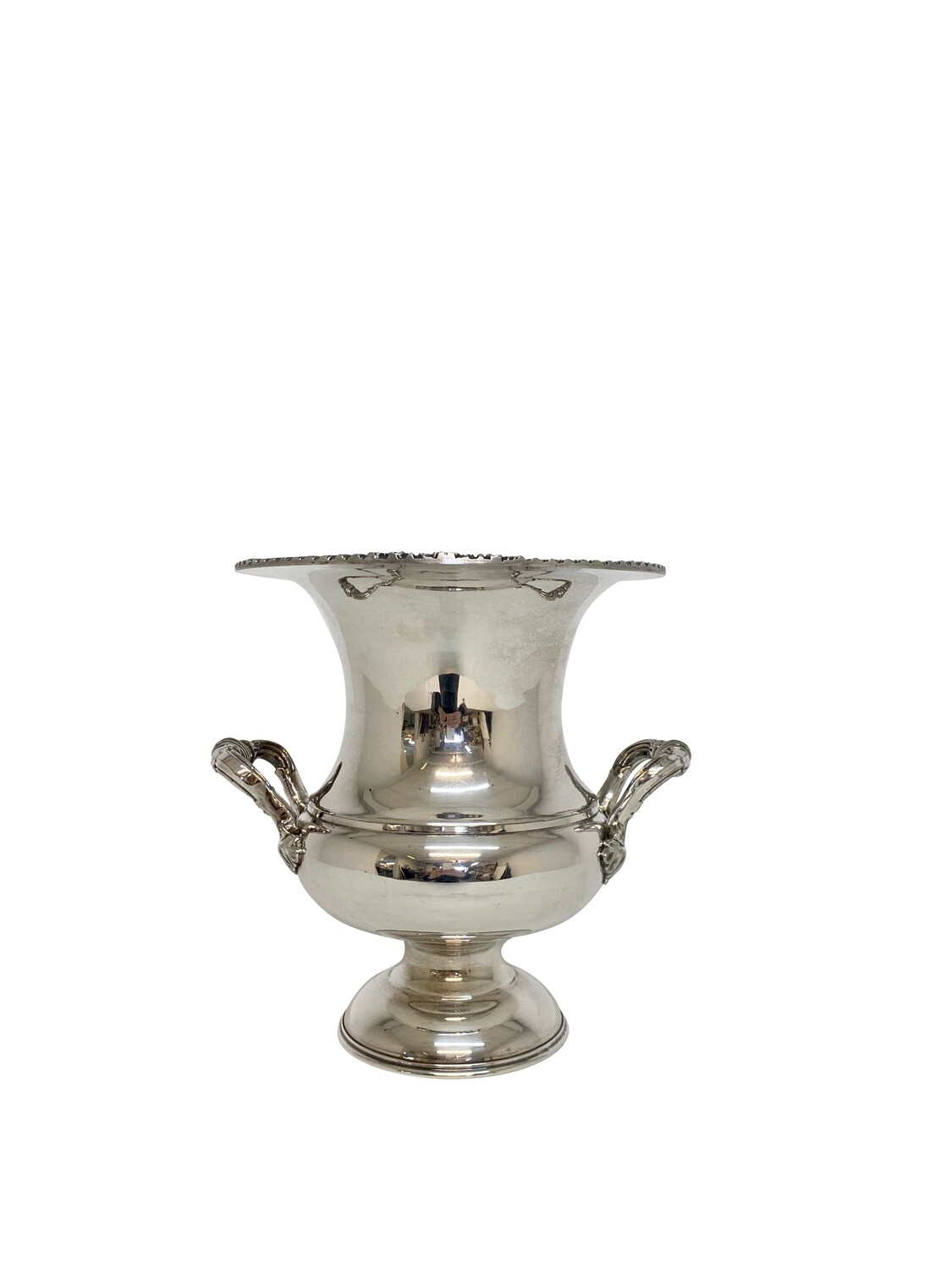 Antique English Silver Ice  Champagne Bucket