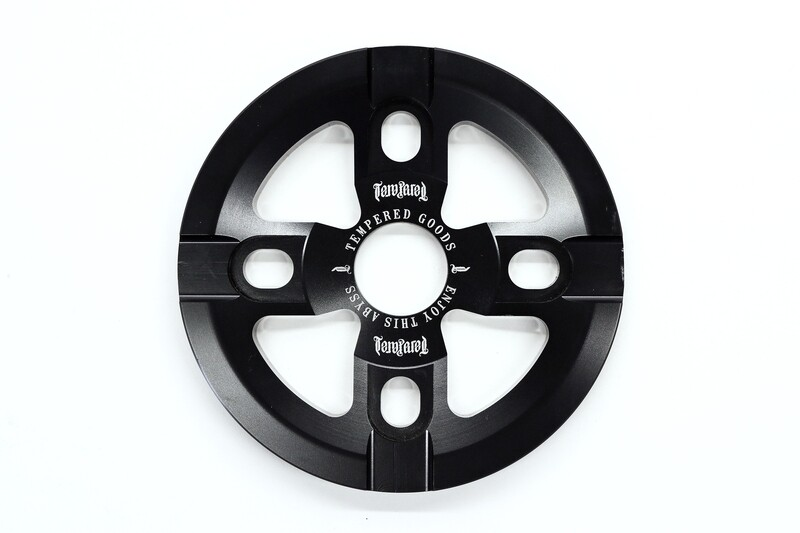 Tempered Abyss Guard BMX Sprocket​