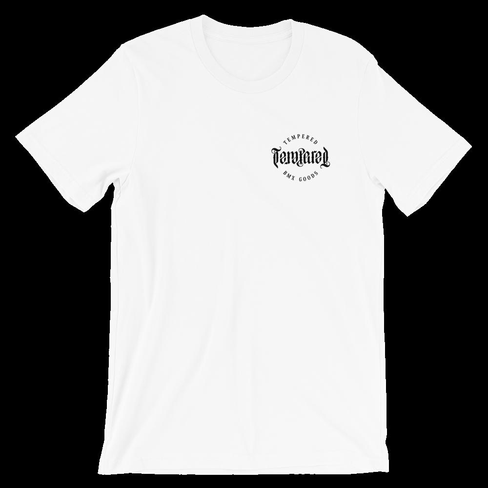 Tempered BMX goods T-Shirt - White
