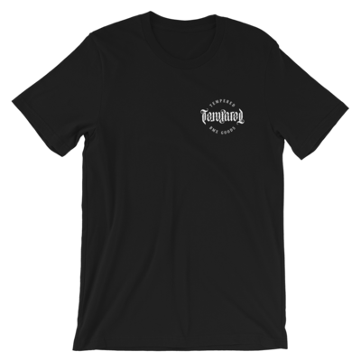 Tempered BMX goods T-Shirt - Black