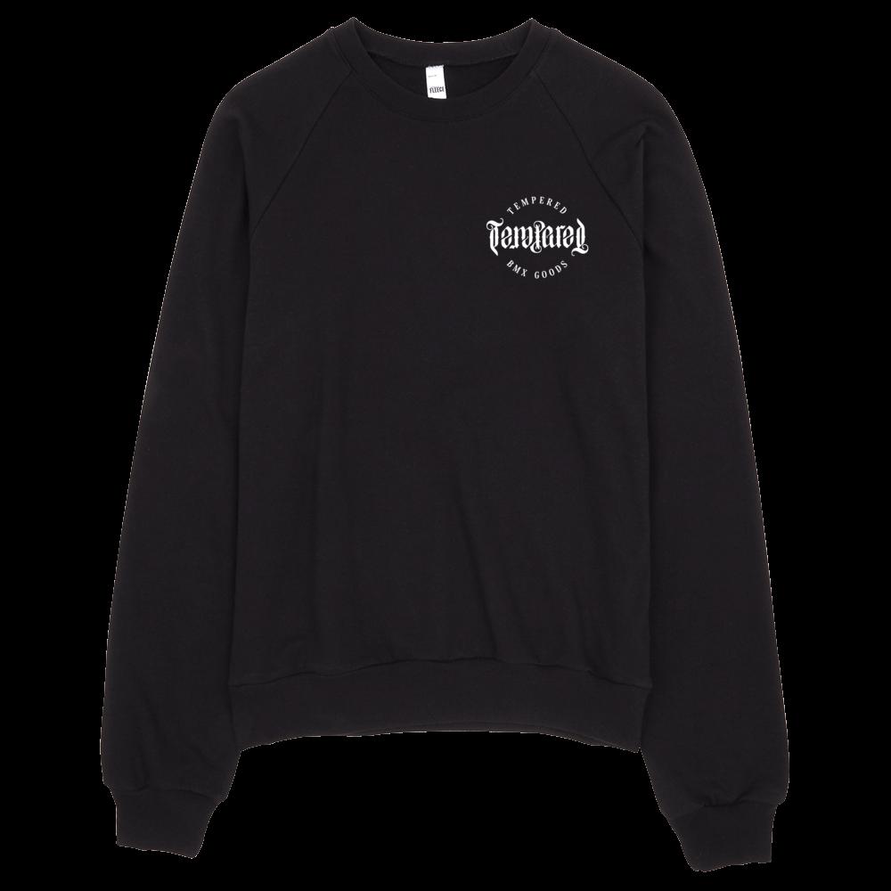 Tempered BMX goods Sweatshirt - Black