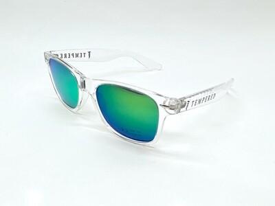 Tempered Polarised Sunglasses - V2 Clear