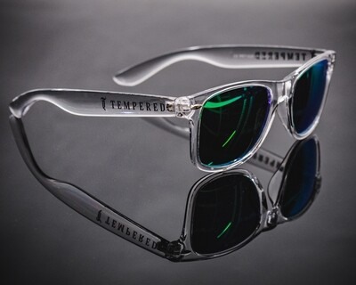 Tempered Polarised Sunglasses - V2 Clear