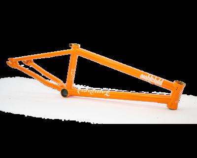 Tempered NightChild frame - Orange