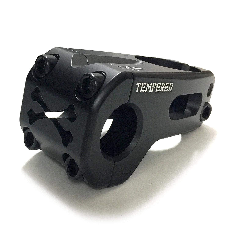 Tempered Bones BMX Stem - Front Load V1 - Black