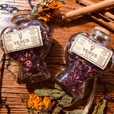 Venus Bath Tea